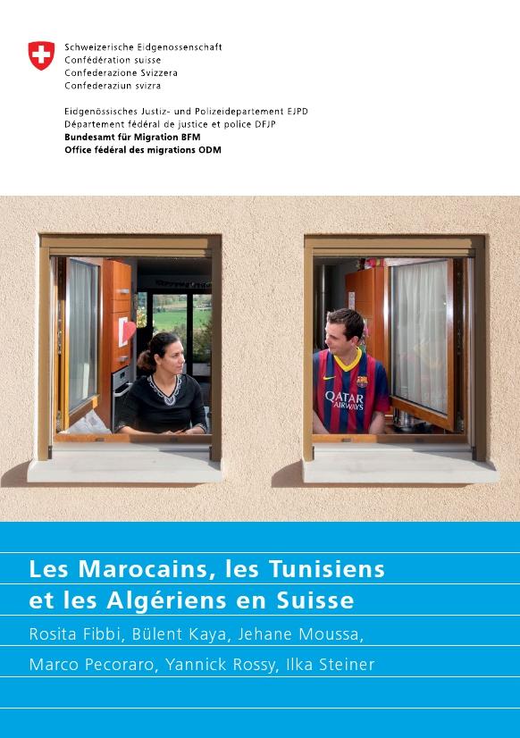 Les Marocains, les Tunisiens et les Algériens