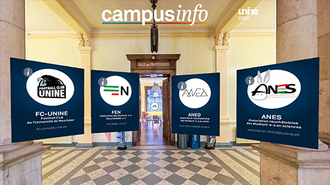 Campus info virtuel
