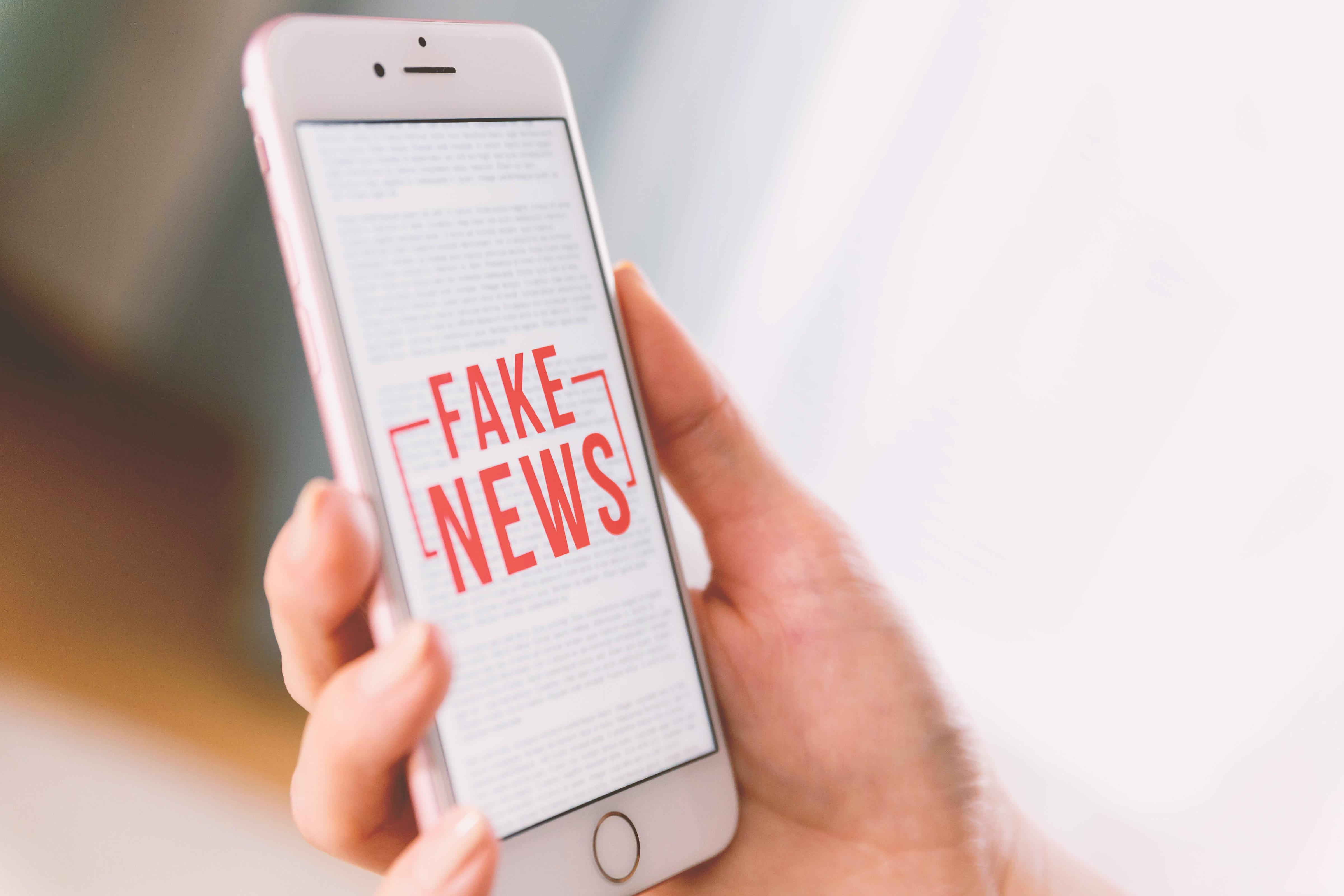 """""""Médias et publics: jusqu'où aller face aux fake news?"""", table-ronde en ligne sur les médias et la désinformation."""