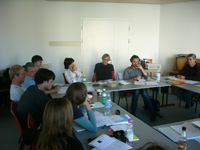 """Genealogies of modern theory"" CUSO doctoral workshop, Sils-Maria, September '09"