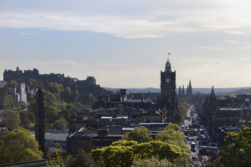 Edinburgh field trip, May 2017