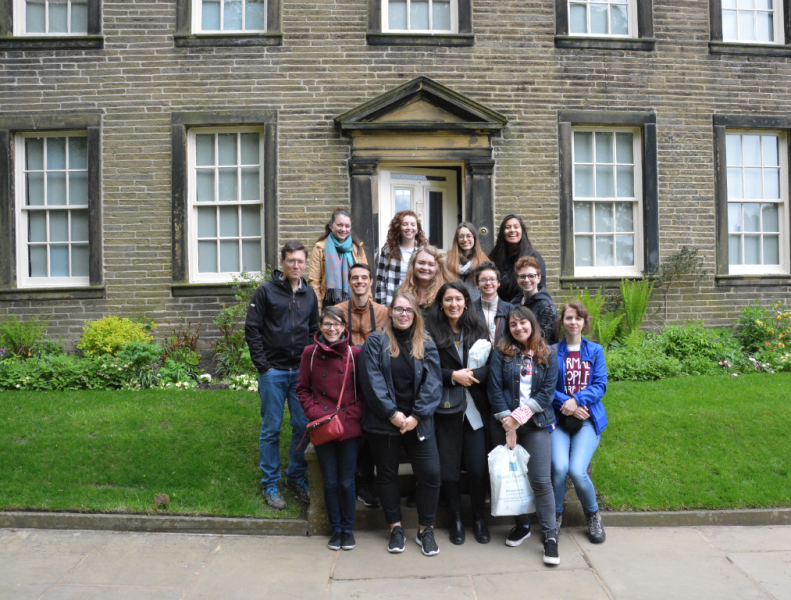 Victorian England field trip (Manchester, Haworth, and York), May 2018