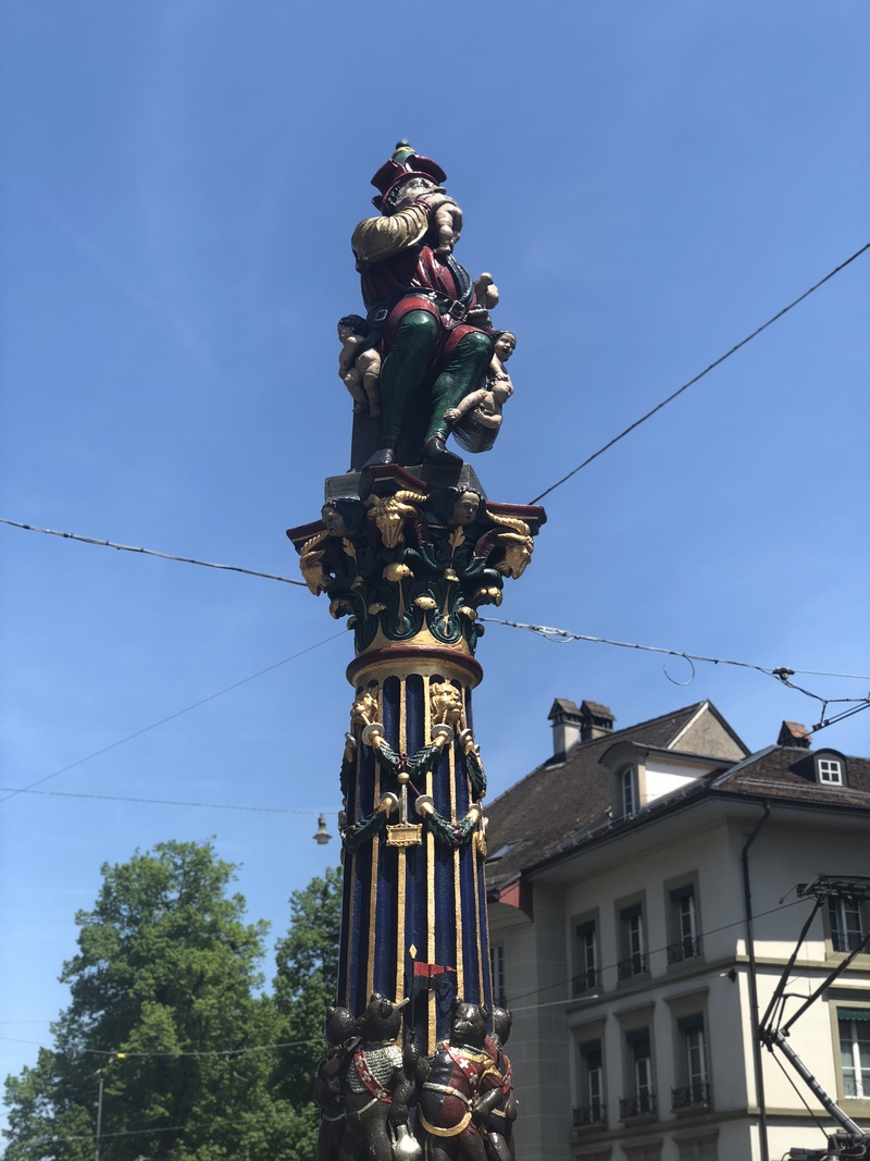 "Excursion to Berne (K. Rupp's MA seminar ""Stones, Gems and Bones"")"
