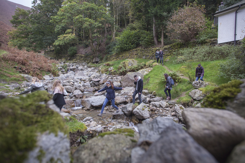 Lake District field trip, October 2016