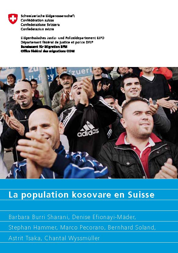 La population kosovare en Suisse