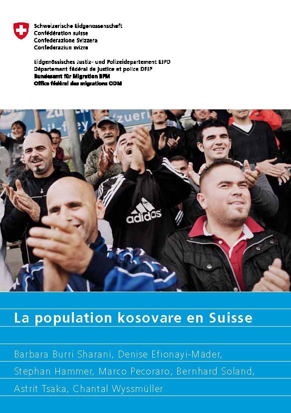 Die kosovarische Bevölkerung